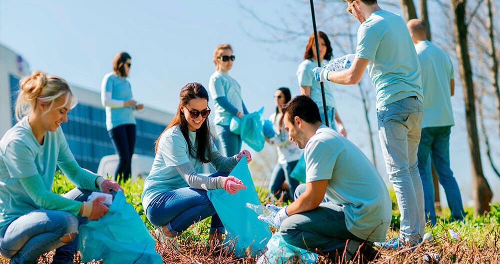 datos de voluntariado en España