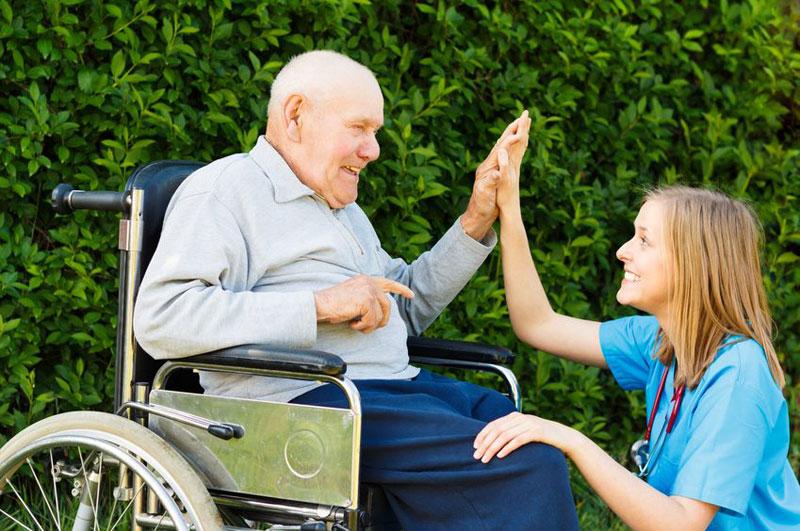 empatía de los cuidadores