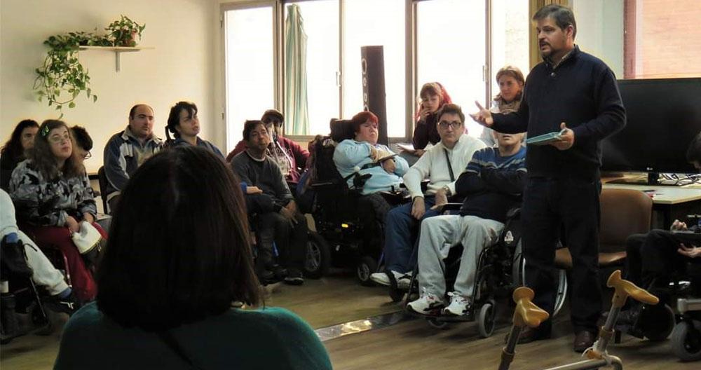 APAM, Asociación de Personas con Diversidad Funcional, Familias y Amigos