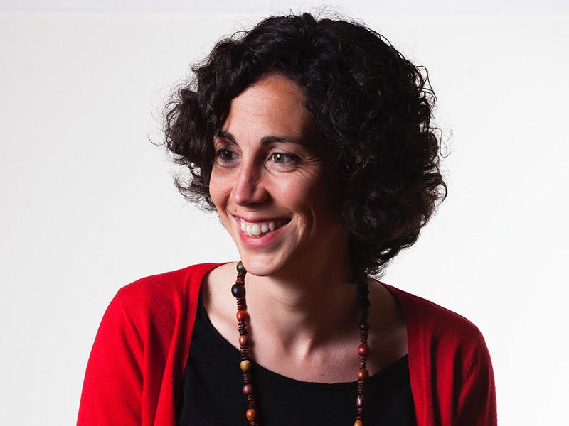 Beatriz Ruíz de Fundación Balia