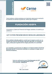 certificado RRL