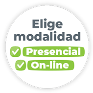 curso presencial u online