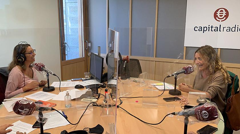 Fundación ASISPA en Capital Radio