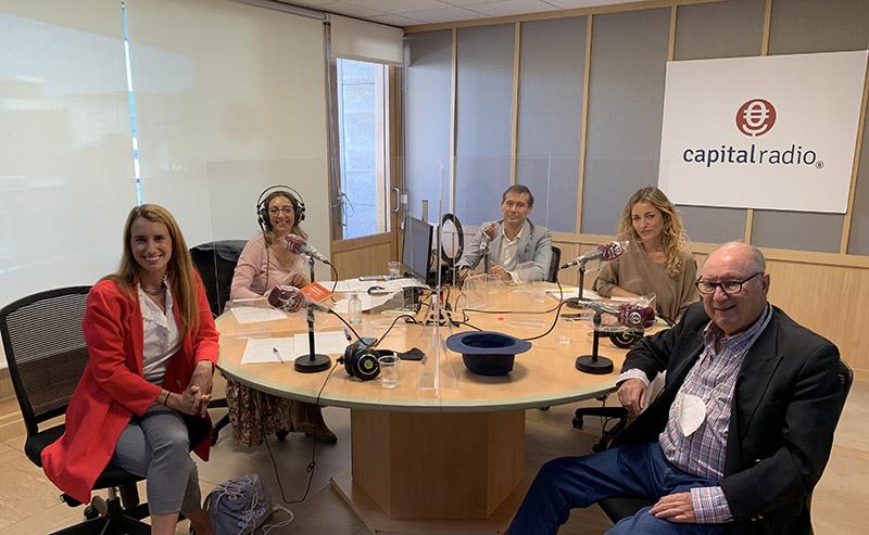 fundacion asispa en capital radio