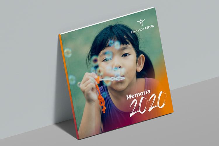 Fundación ASISPA, Memoria 2020